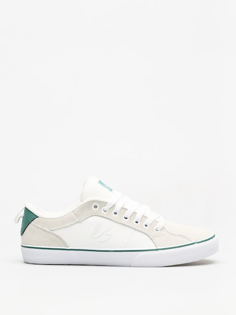 Es Shoes Aura Vulc (white/green)