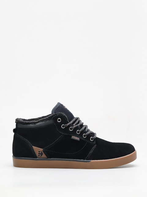 Etnies Shoes Jefferson Mid (navy/gum)