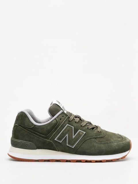 New Balance Schuhe 574 (dark covert green)