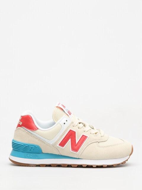 New Balance Schuhe 574 Wmn (alabaster)