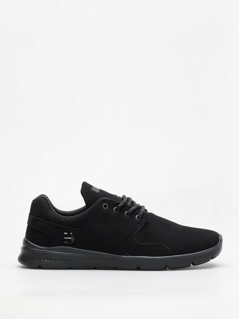 Etnies Shoes Scout Xt (black/black/black)