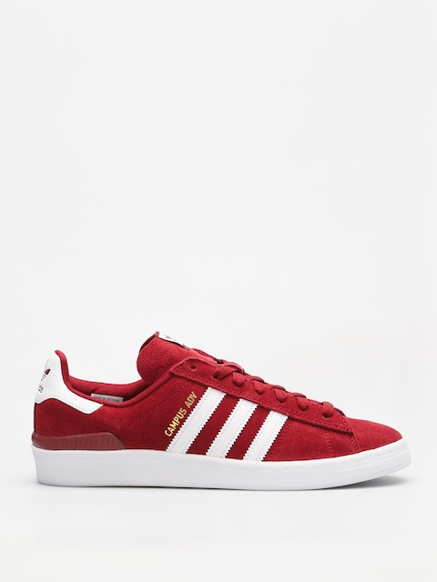 adidas Shoes Campus Adv (collegiate burgundy/ftwr white/ftwr white)