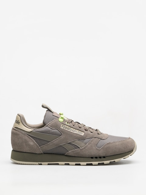 Reebok Schuhe Cl Leather Explore (terrain grey/super neutral/lemon zest)