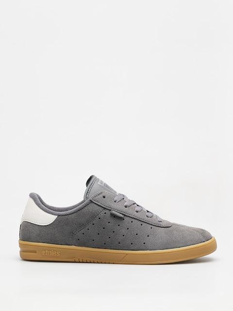 Etnies Shoes The Scam (grey/gum)