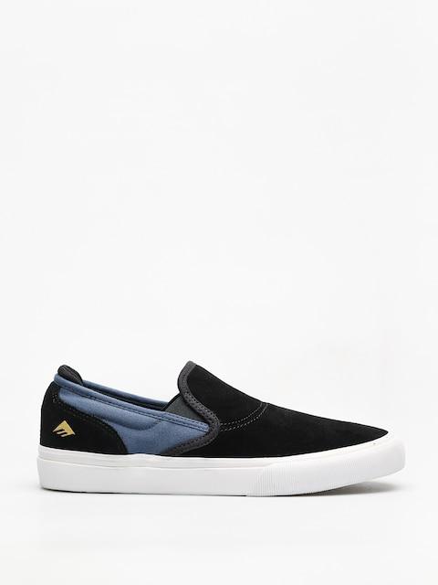 Emerica Schuhe Wino G6 Slip On (black/blue)