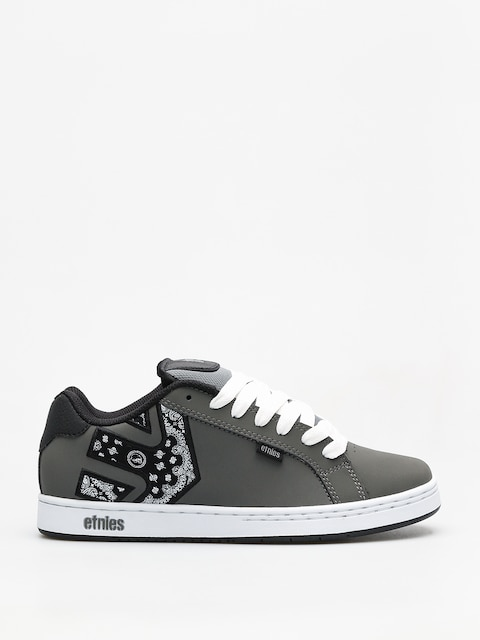 Etnies Schuhe Metal Mulisha Fader (dark grey/black/white)