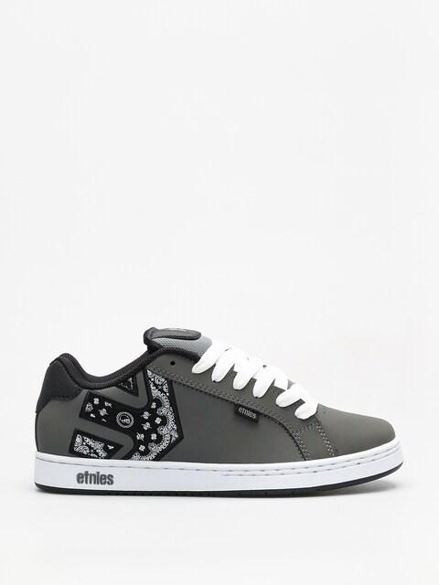 Etnies Shoes Metal Mulisha Fader (dark grey/black/white)