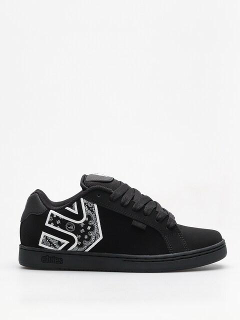 Etnies Schuhe Metal Mulisha Fader (black/white/black)