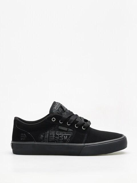 Etnies Schuhe Metal Mulisha Barge Ls (black/lime)