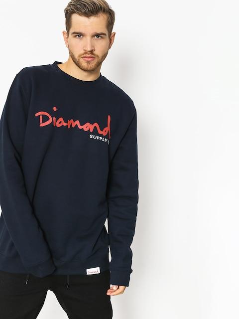 Diamond Supply Co. Sweatshirt Og Script