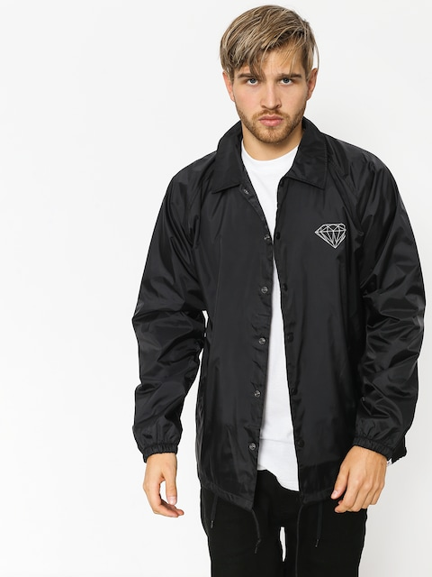 Diamond Supply Co. Jacket Brilliant Coach (black)