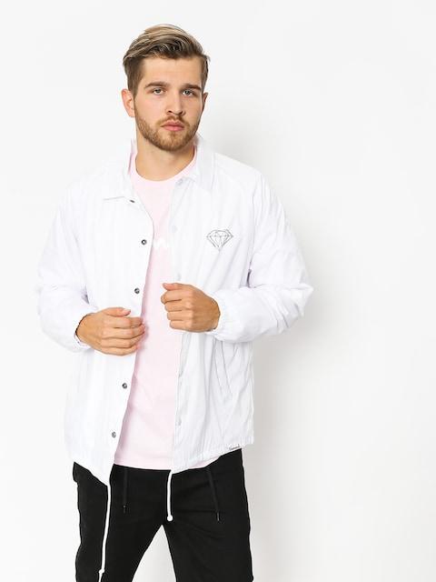 Diamond Supply Co. Jacket Brilliant Coach (white)