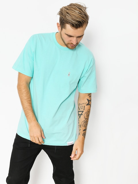 Diamond Supply Co. T-shirt Fasten (diamond blue)