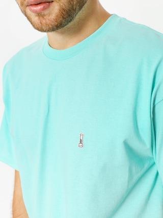 Diamond Supply Co. T-shirt Fasten (diamond blue)