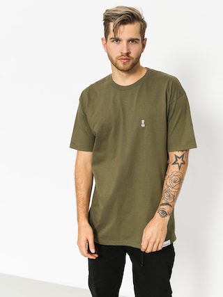 Diamond Supply Co. T-shirt Fasten (military green)