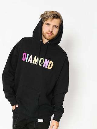 Diamond Supply Co. Hoodie Colour Pop HD (black)