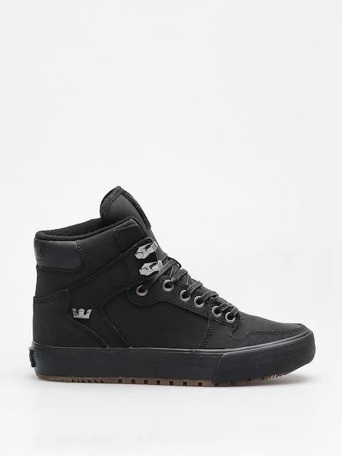 Supra Schuhe Vaider Cw (black black/dark gum)