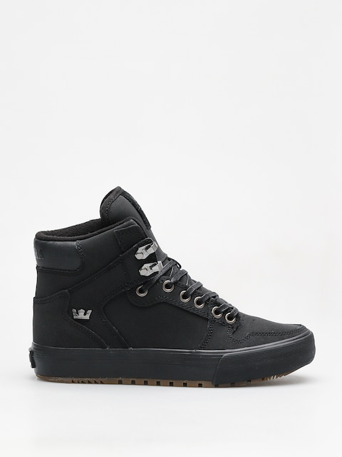 Supra Shoes Vaider Cw (black black/dark gum)