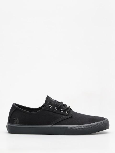Etnies Shoes Jameson Vulc Ls (black/black)