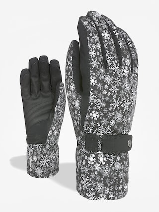 Level Gloves Hero Wmn (pattern)