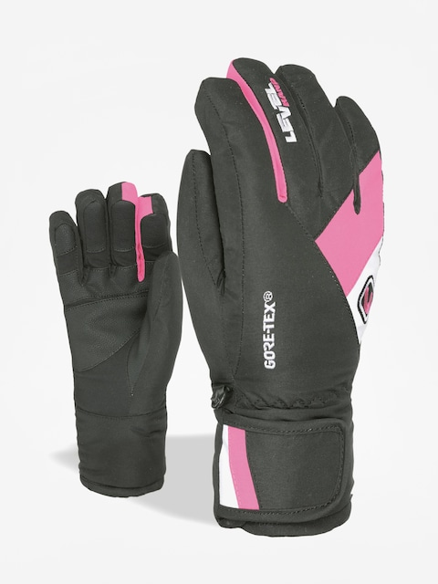 Level Gloves Force Jr Gore Tex (fucsia)