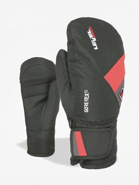 Level Gloves Force Jr Mitt Gore Tex (red)