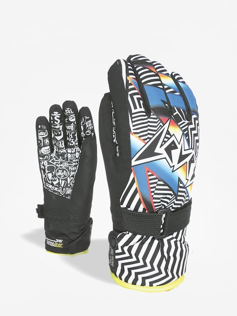 Level Handschuhe Junior (ninja black)
