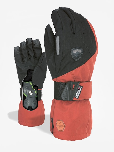 Level Gloves Fly (scottish brown)