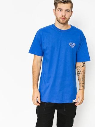 Diamond Supply Co. T-shirt Clockwork (royal blue)