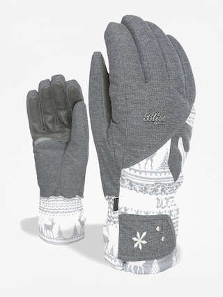 Level Gloves Bliss Sunshine Wmn (silver)