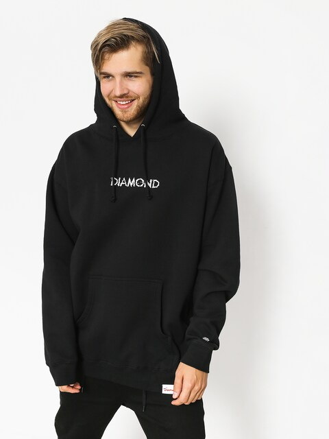 Diamond Supply Co. Hoody Shift Skate HD (black)