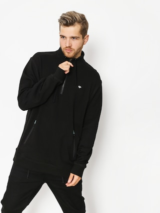Diamond Supply Co. Sweatshirt z kapturem Diamante Mock Neck (black)