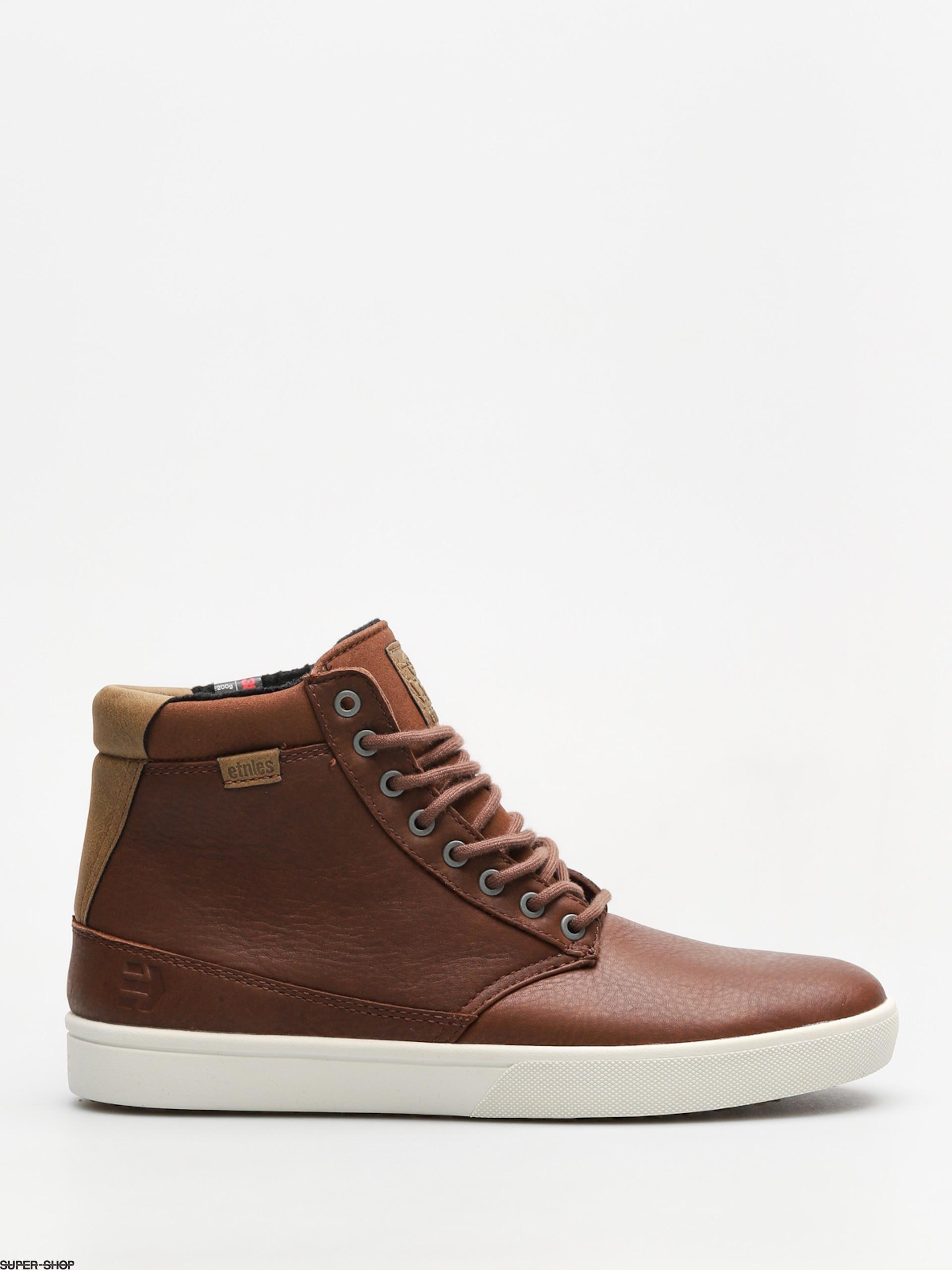 Etnies Shoes Jameson Htw (brown/tan/white)