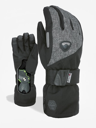 Level Gloves Fly (ninja black)