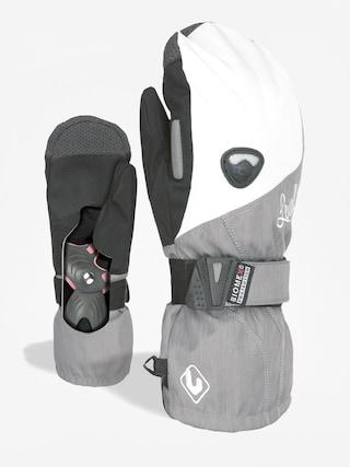 Level Gloves Butterfly Mitt Wmn (silver)