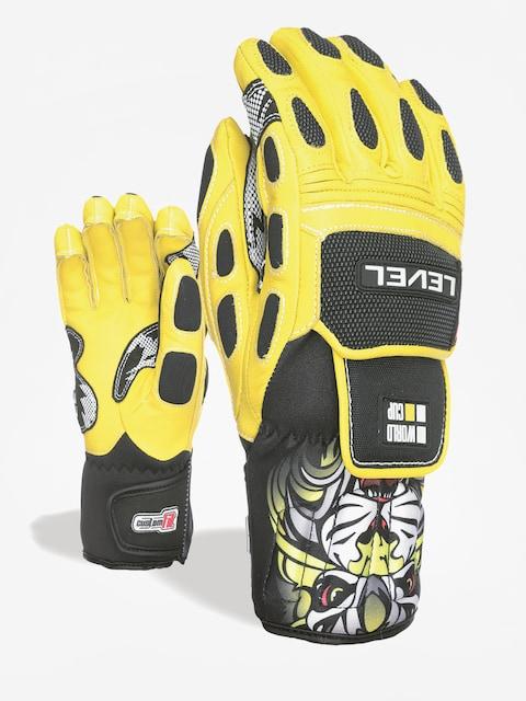 Level Handschuhe Worldcup Jr Cf (yellow)
