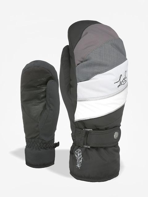 Level Gloves Ultralite W Mitt Wmn (black/grey)
