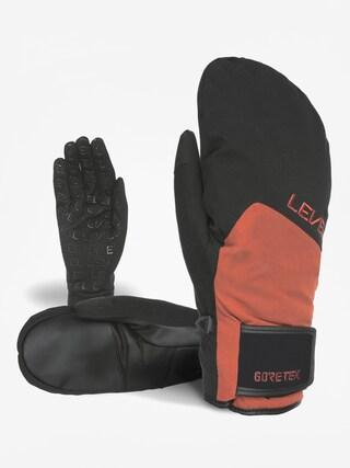 Level Rescue Mitt Gore Tex Gloves (pk brown)