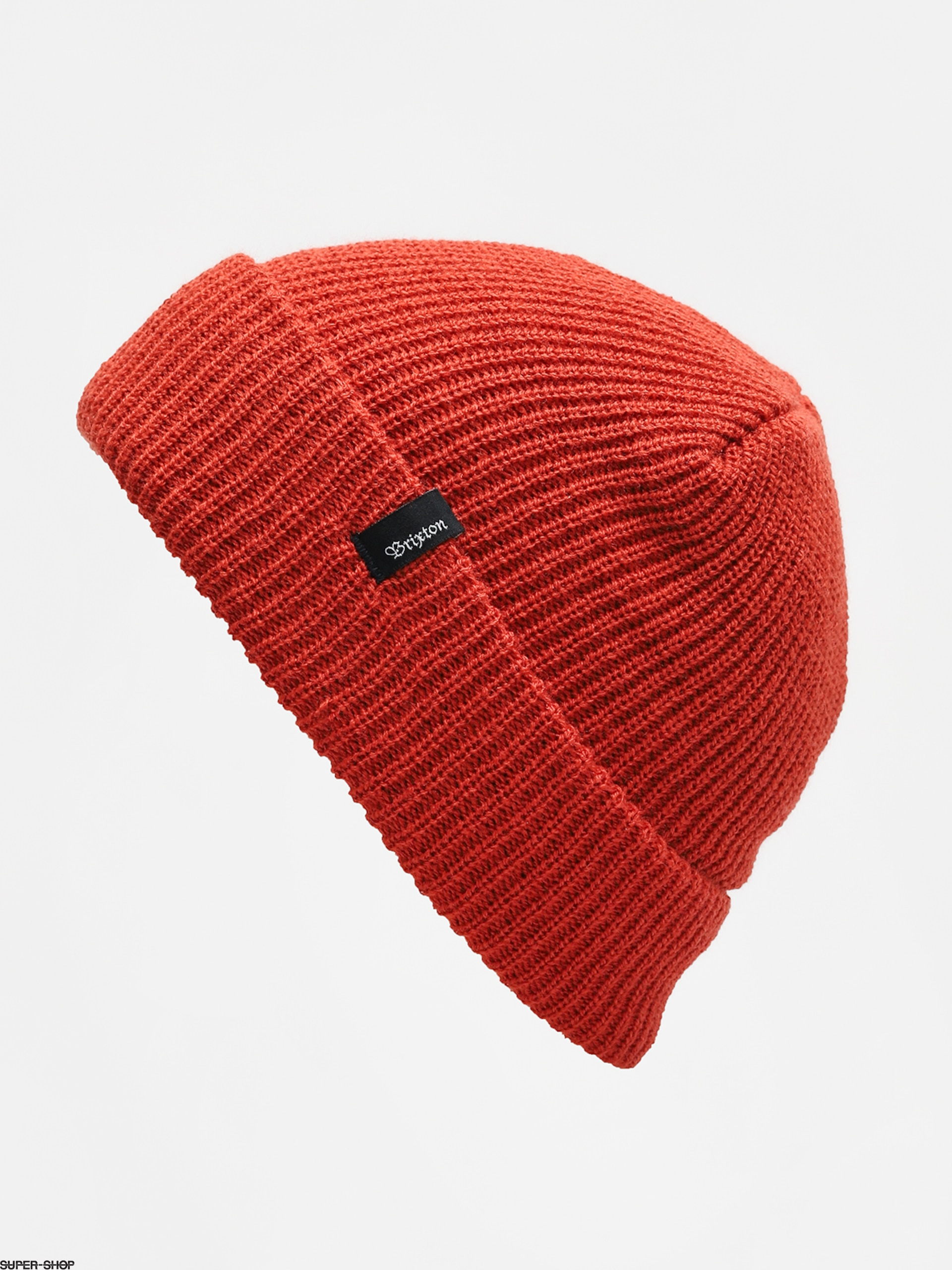 a6284462f Brixton Beanie Heist Beanie (red/orange)
