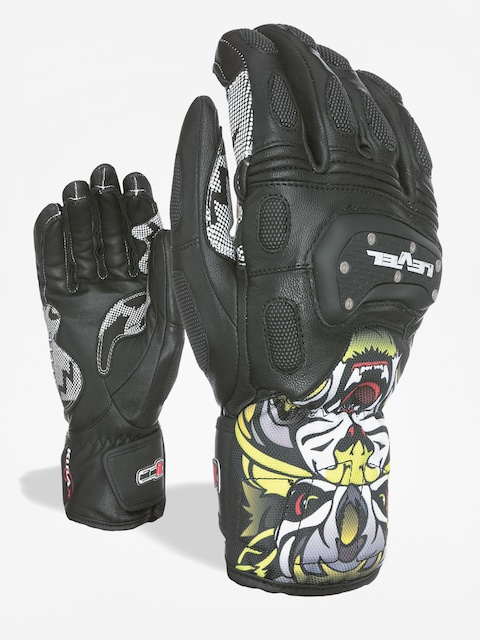 Level Gloves Sq Cf (pk black)