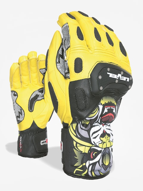 Level Gloves Sq Cf (yellow)