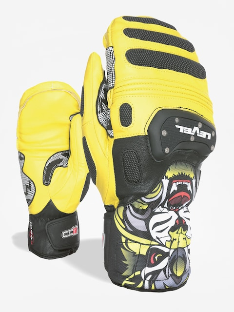 Level Gloves Sq Cf Mitt (yellow)