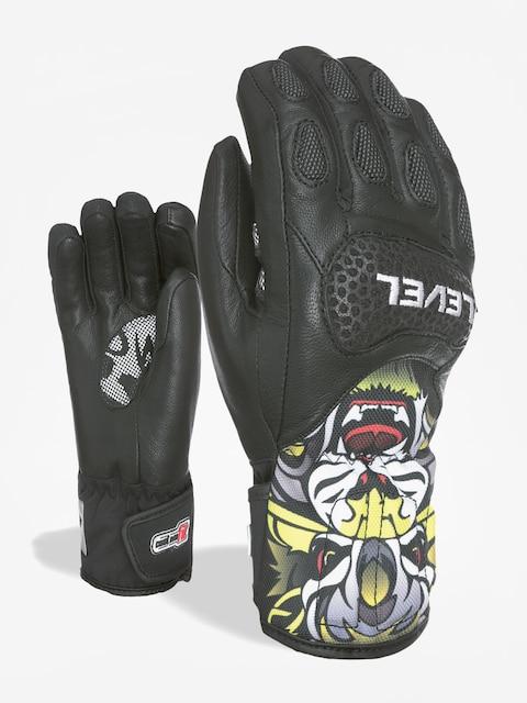 Level Gloves Sq Jr Cf (pk black)