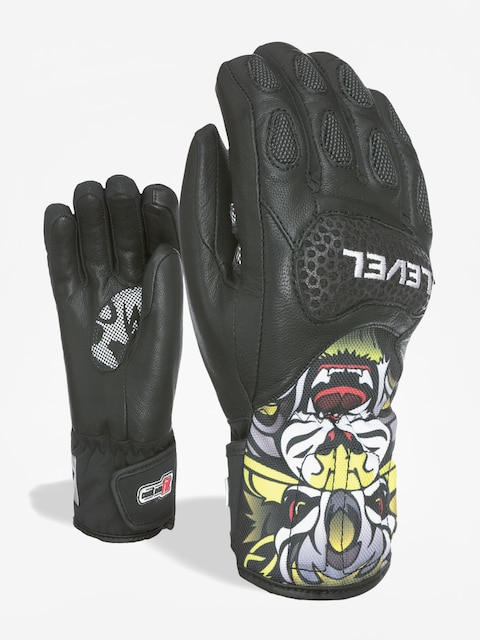 Level Handschuhe Sq Jr Cf (pk black)