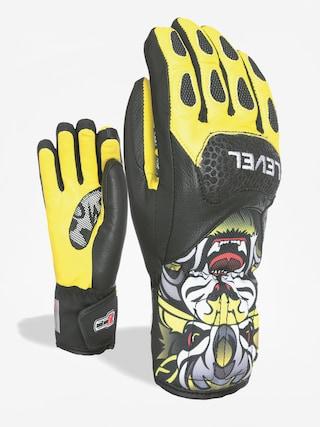 Level Gloves Sq Jr Cf (yellow)