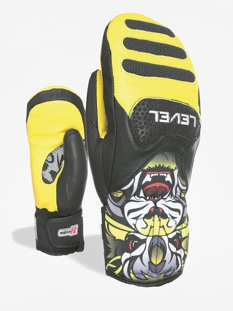 Level Gloves Sq Jr Cf Mitt (yellow)
