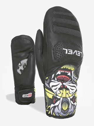 Level Gloves Sq Jr Cf Mitt (pk black)