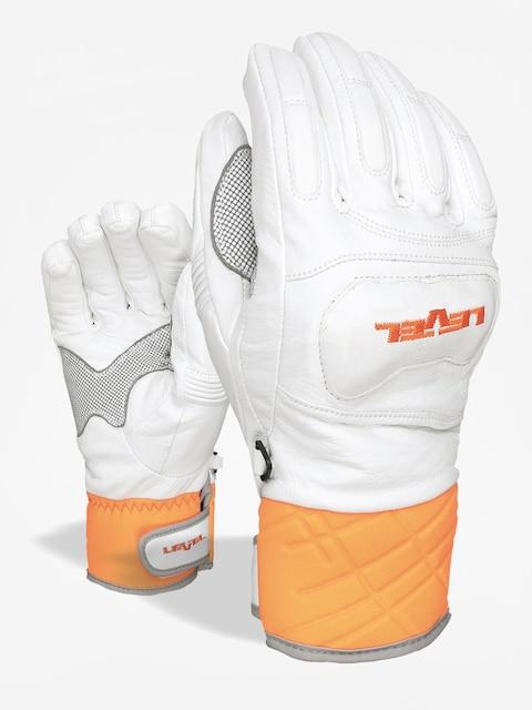 Level Handschuhe Race (white)