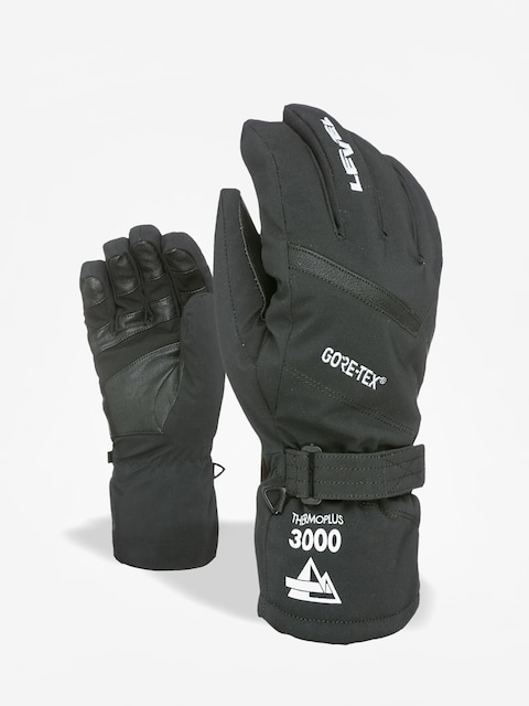 Level Handschuhe Evolution Gore Tex (black)