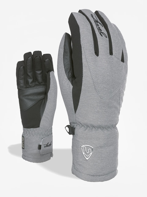 Level Gloves Alpine Wmn (silver)